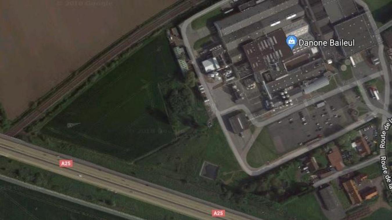 Un terrain, situé près de chez Danone, a été proposé par Bénédicte Crépel, conseillère municipal bailleuloise, et le groupe Présence et avenir.