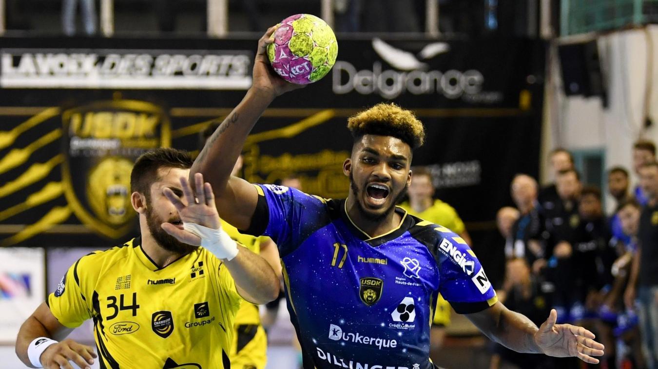 Dylan Garain est de retour à Dunkerque. Il a signé pour deux ans et demi.