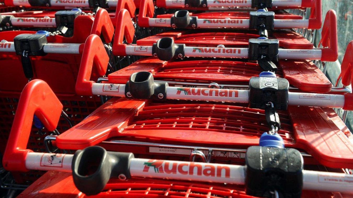Salmonelle: rappel de produits chez Auchan et Leclerc
