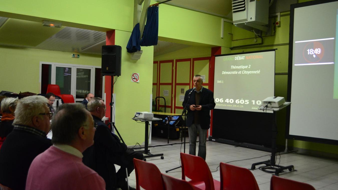 Comme à Bailleul, qui a lancé le Grand débat le 24 janvier à La Crèche, la commune de Saint-Jans-Cappel a décidé d'en organiser un également, ce samedi.