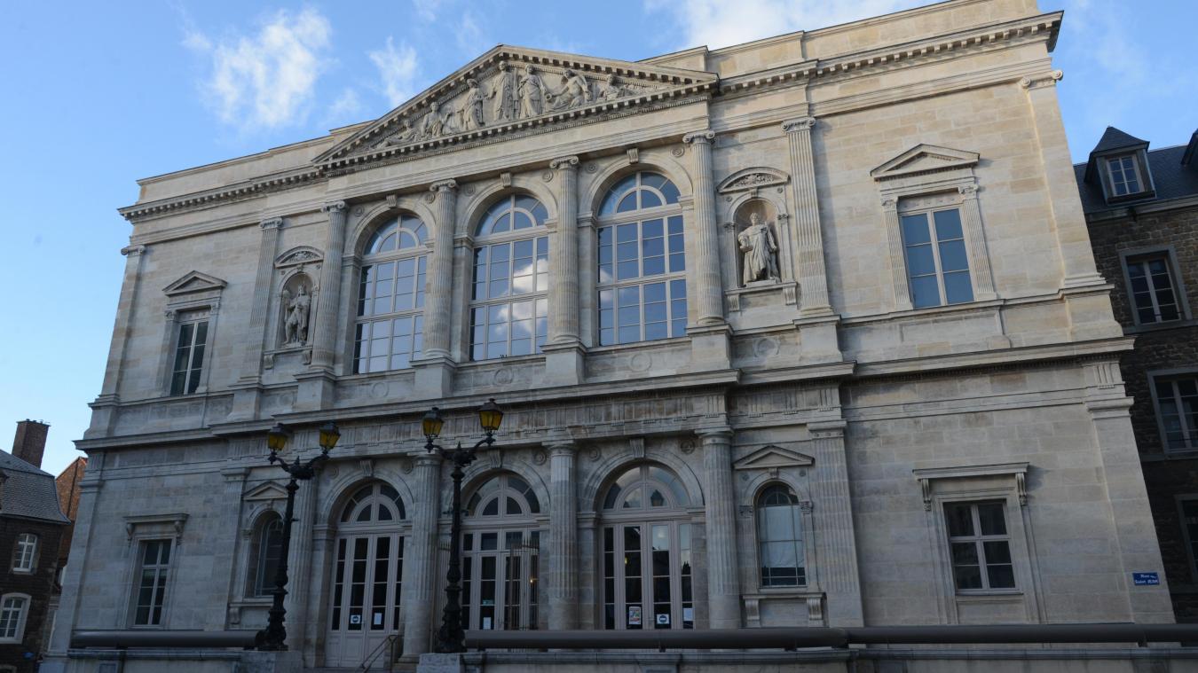 Seul un prévenu sur les trois s'est déplacé à la barre du tribunal de Boulogne.