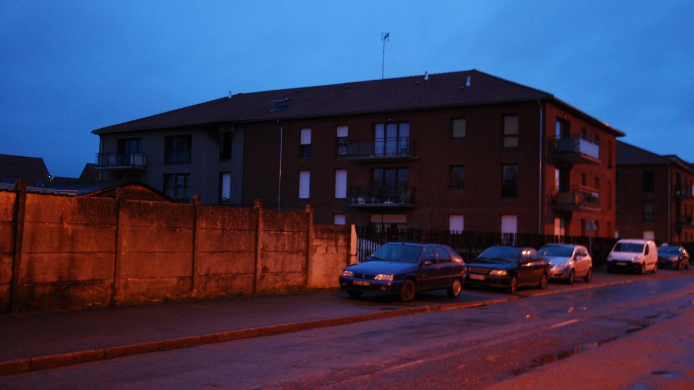 L'incendie s'est produit dans cette résidence de l'avenue de la Libération.