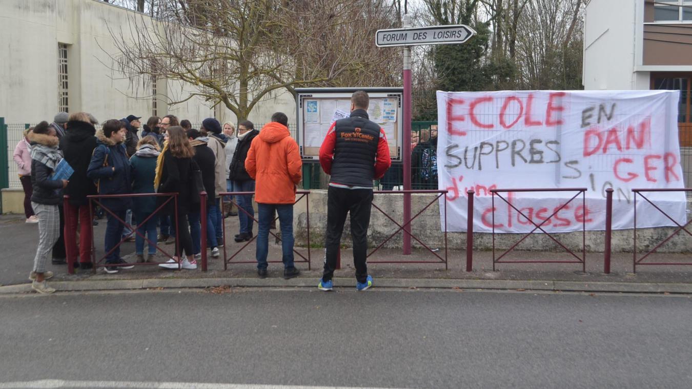 Plus d'une vingtaine d'écoles à Boulogne-sur-Mer et ses alentours sont concernées (photo prise à Saint-Léonard, école Jean-Rostand).