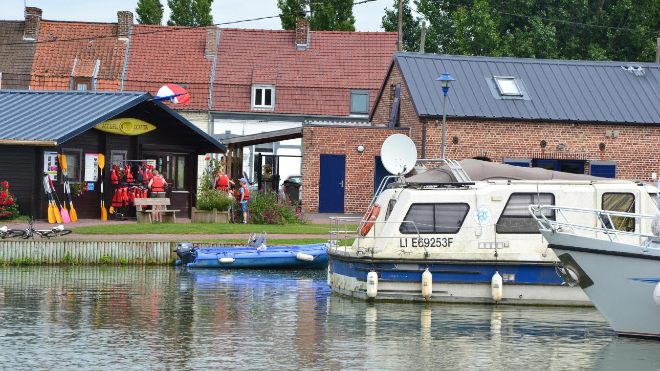 Après le départ en retraite du capitaine, un nouveau gestionnaire a été nommé au port de plaisance d'Haverskerque.
