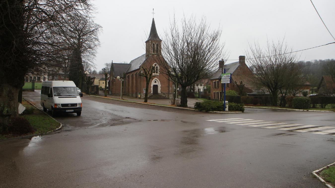 La refonte de la place de l'Église avec 50 places de parking va débuter dans quelques semaines.
