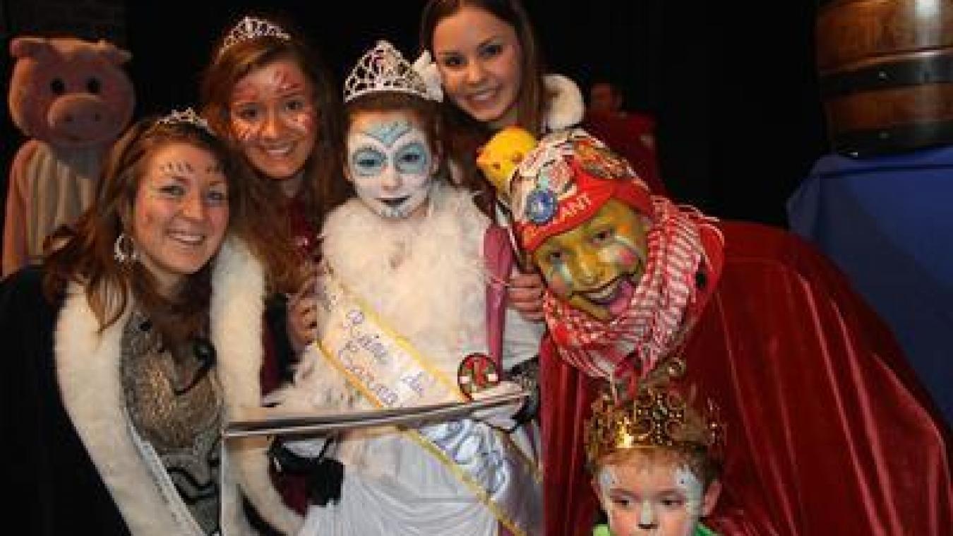 L'élection de la mini-reine et du mini-prince du Carnaval est le moment incontournable du bal enfantin. Cette année, il aura lieu le dimanche 17 février à partir de 15 h à la salle des fêtes de Bailleul.