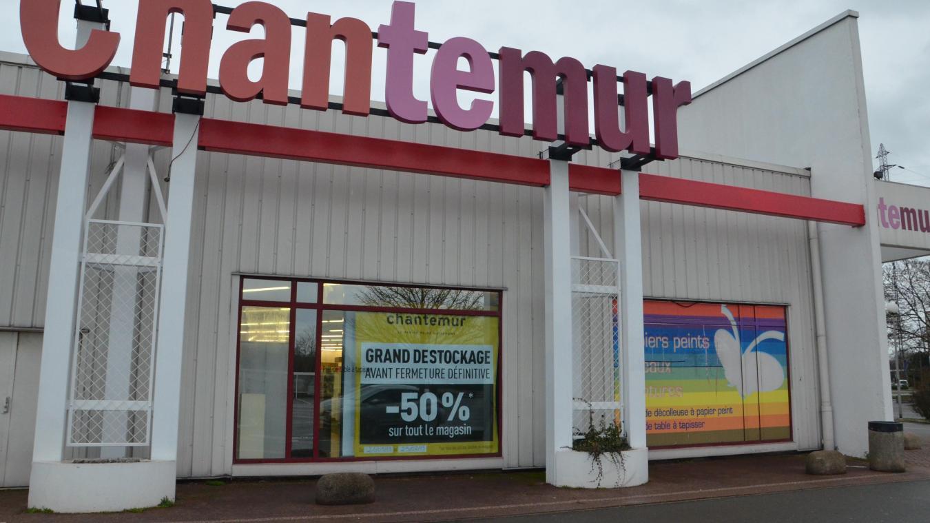 Le magasin Chantemur de Grande-Synthe annonce sa fermeture définitive pour le 23 février. Cinq employés seront alors sur le carreau.