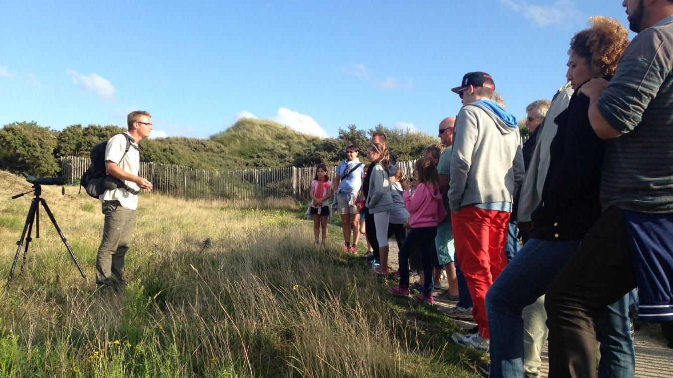La sortie en Baie d'Authie, au programme de Mon Village Vacances, dispositif créé suite à la labellisation Famille Plus.