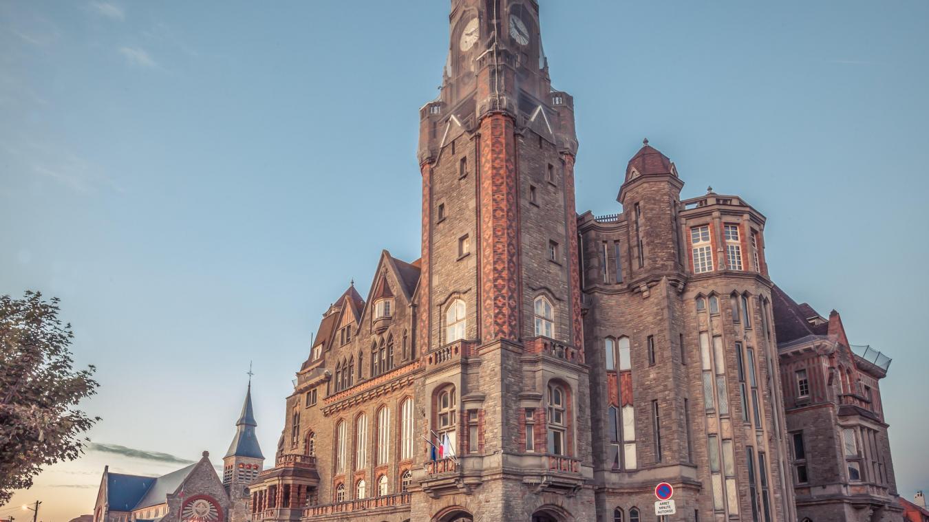Les travaux de l'Hôtel de Ville vont démarrer en fin d'année. Il en coûtera plus de 7 millions d'euros hors taxe