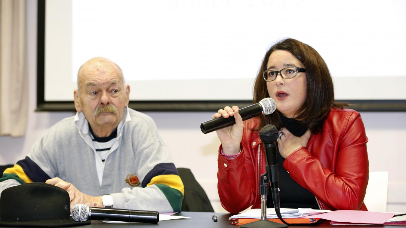 Gérard Tatin a passé la main à Delphine Berton le 27 janvier dernier après 25 ans de présidence