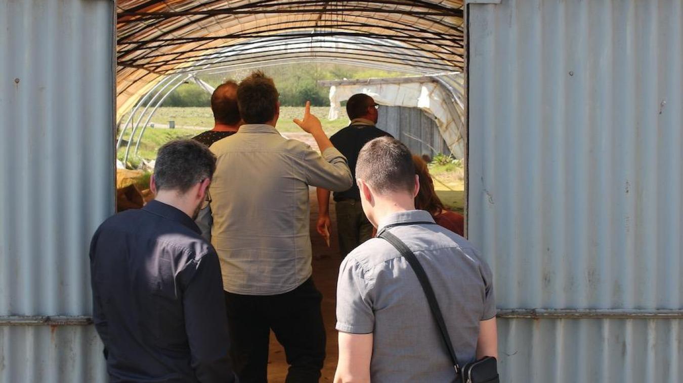 La ferme urbaine passe en vente directe