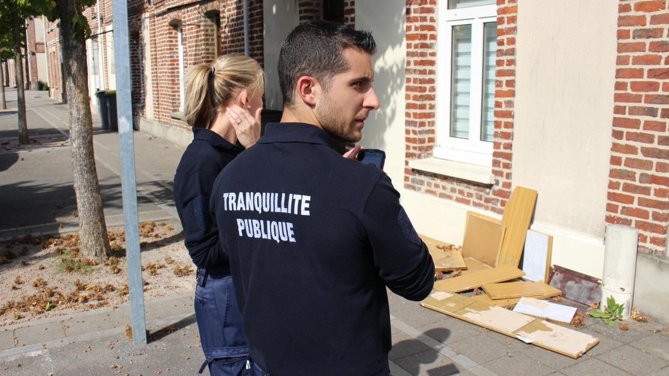 Bruay-la-Buissière: La chasse aux ordures est lancée en ville
