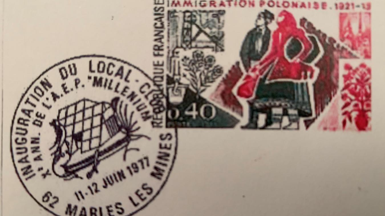 Un concours pour l'émission d'un timbre