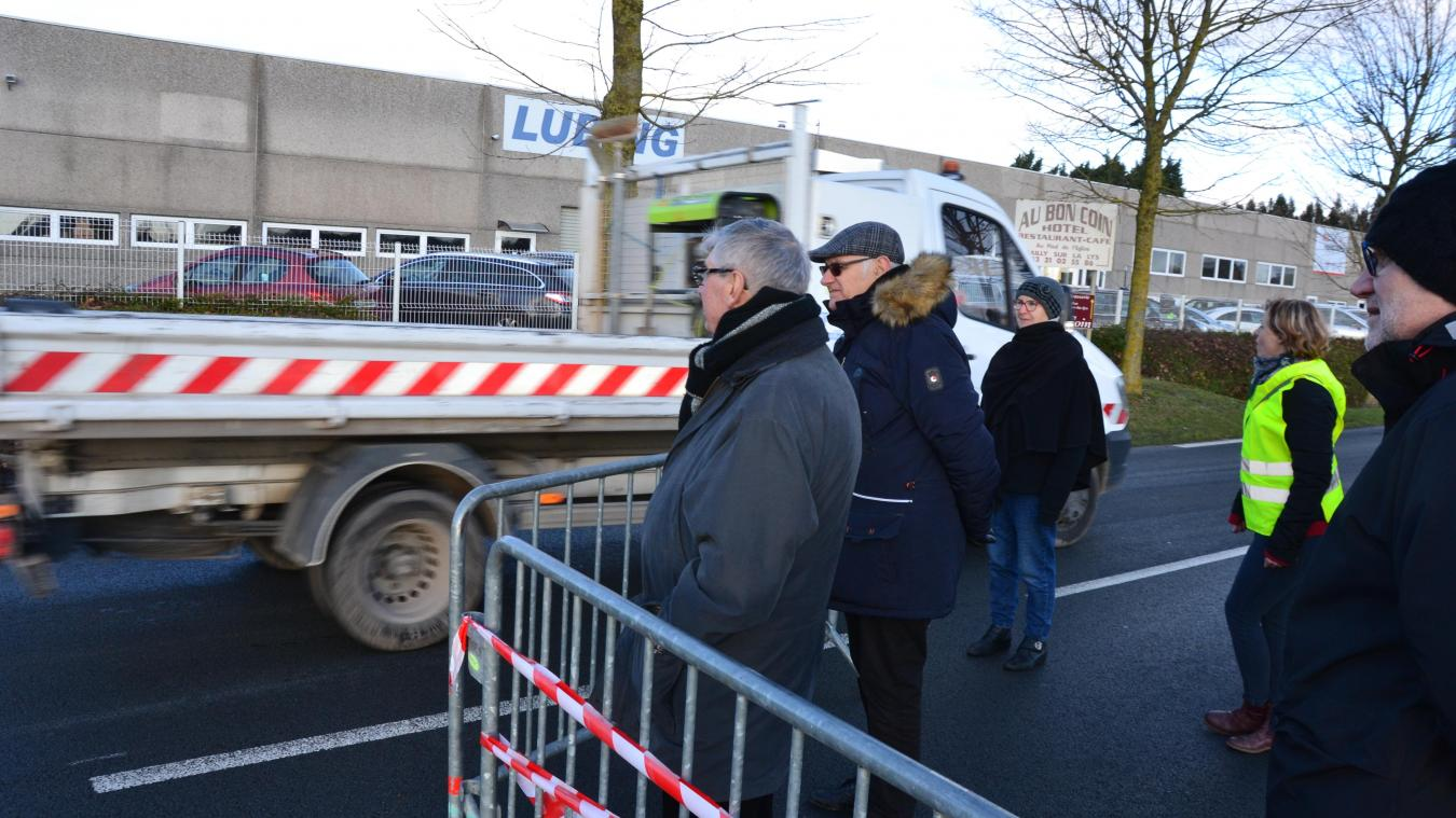 Deux blocages ont déjà été organisés ces dernières semaines.