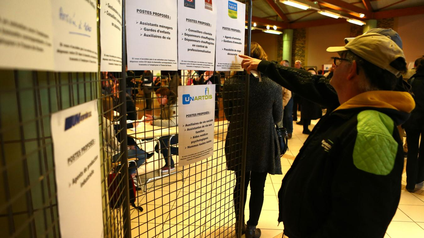 La ville organise son premier forum de l'emploi. Photo d'illustration