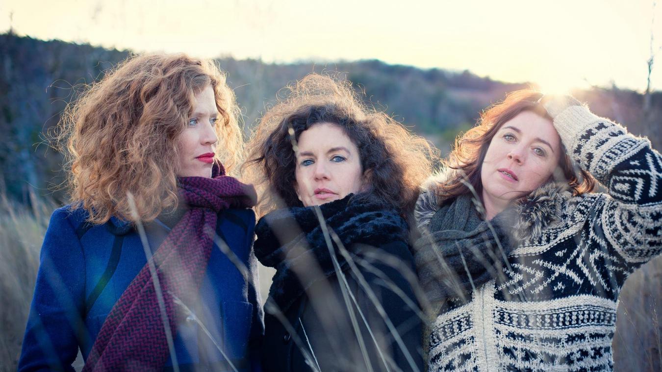 En ouverture du Festival de la Voix, le pimpant Trio Zéphyr qui va vous emporter loin des terres boulonnaises, en apesanteur.