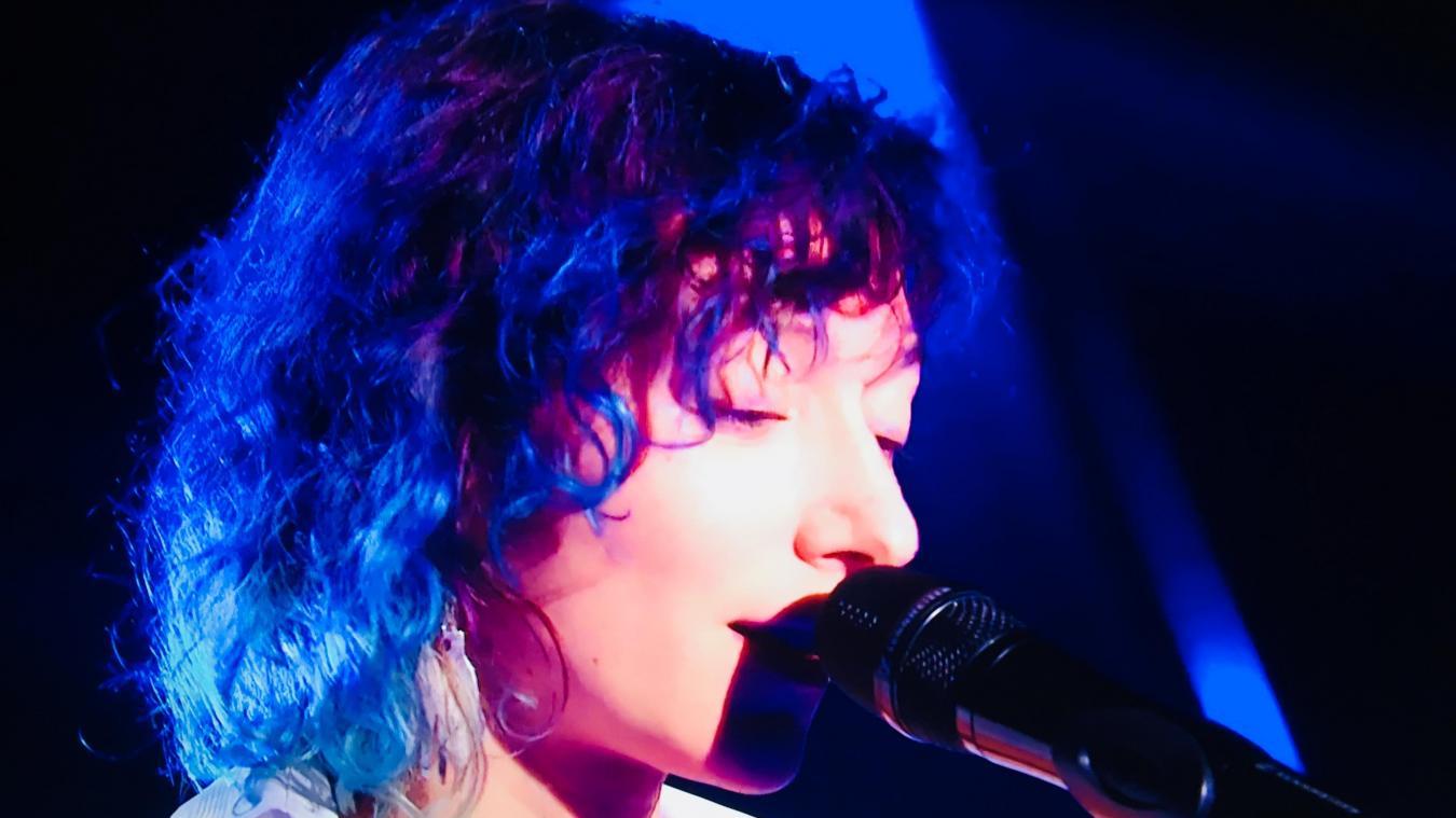 La Touquettoise Camille Hardouin fait désormais partie de l'aventure de The Voice.