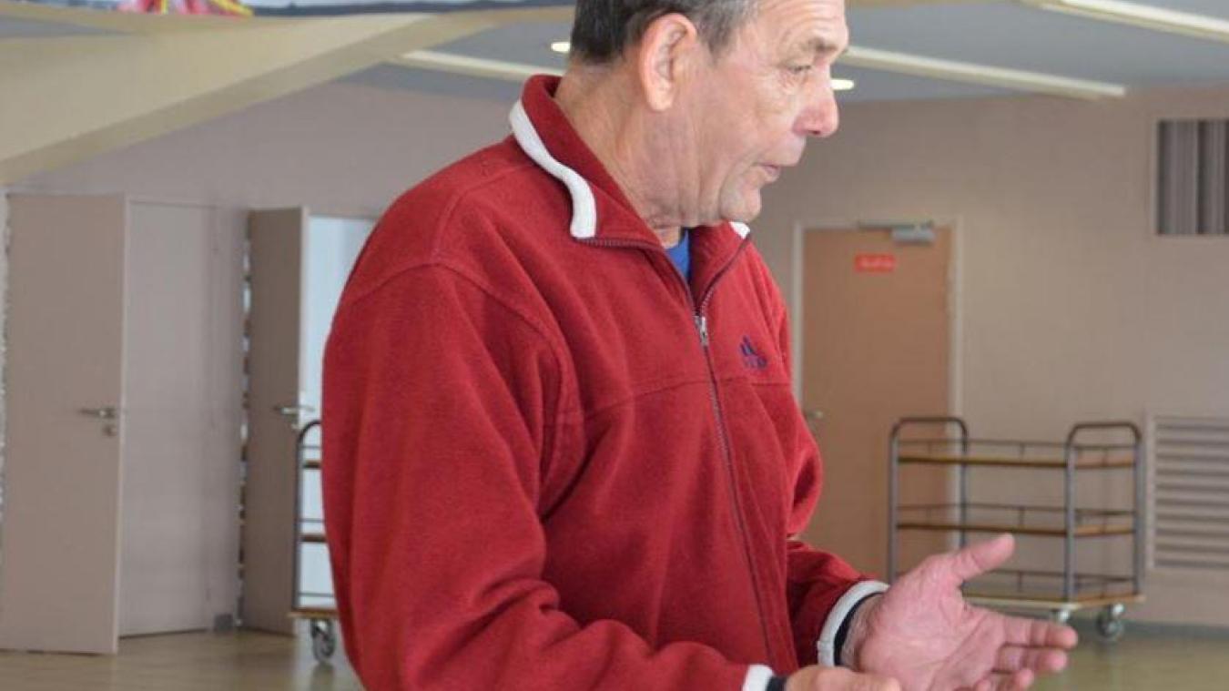 Christian Ratel était maire-adjoint délégué aux personnes âgées et à l'intergénérationnel.