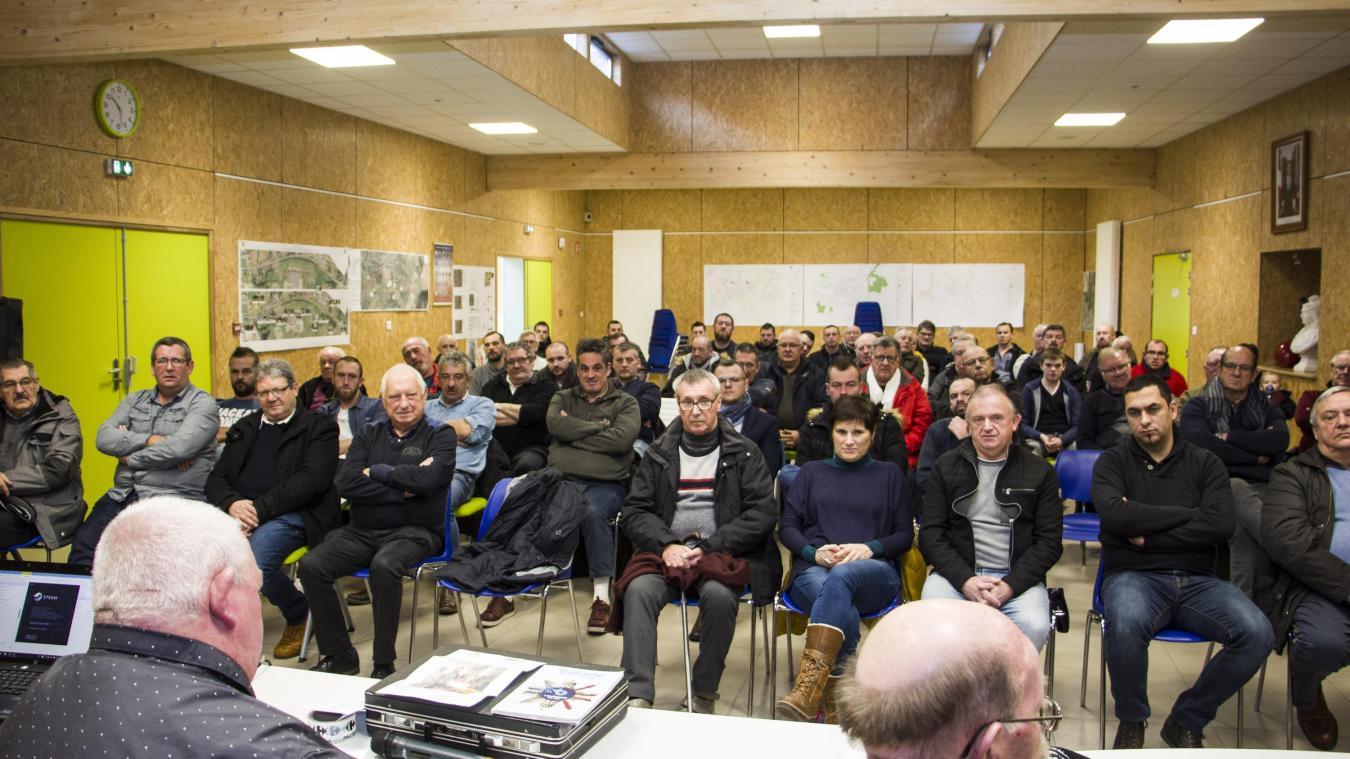 Une année qui s'annonce encore chargée pour l'association des Pêcheurs de la Vallée de la Liane.