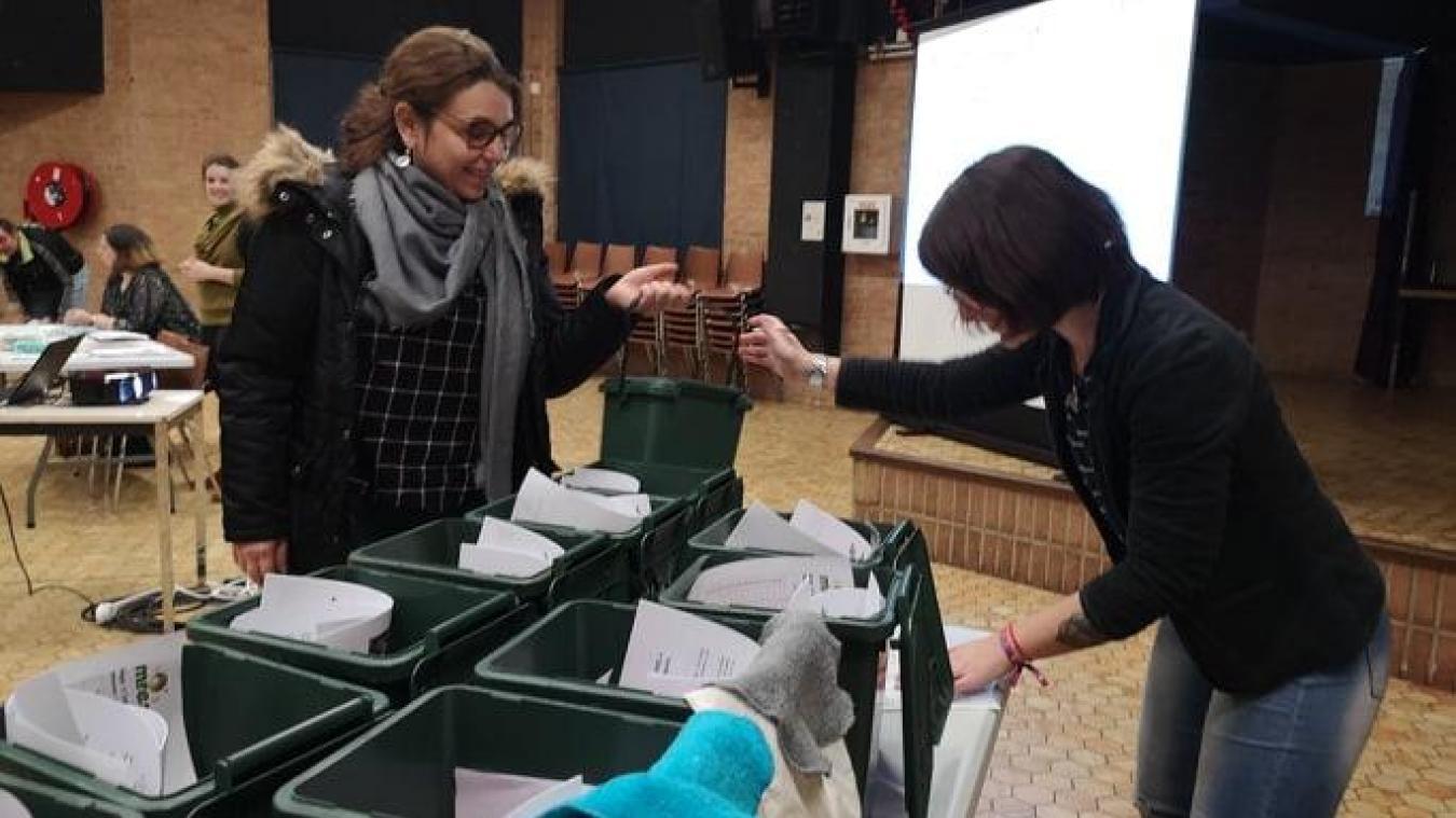 Un petit kit de démarrage zéro déchet a été donné aux participants lundi 25 février.