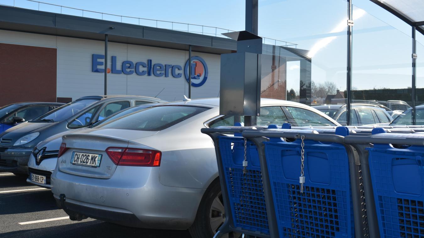 Commerce Violaines Leclerc Ouvre Enfin Ses Portes Lavenir De