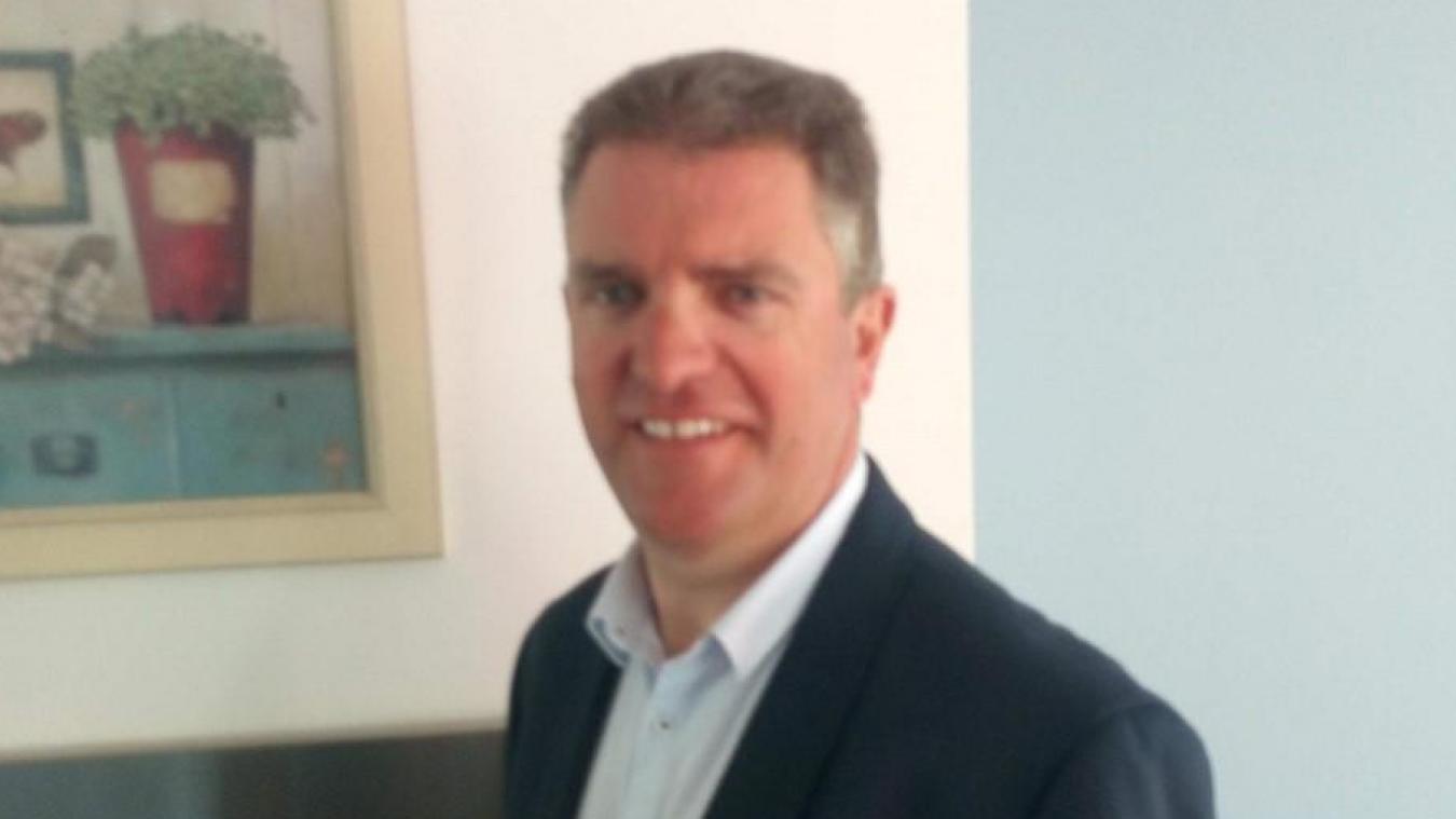 David Thellier est officiellement candidat aux élections municipales d'Isbergues en 2020.