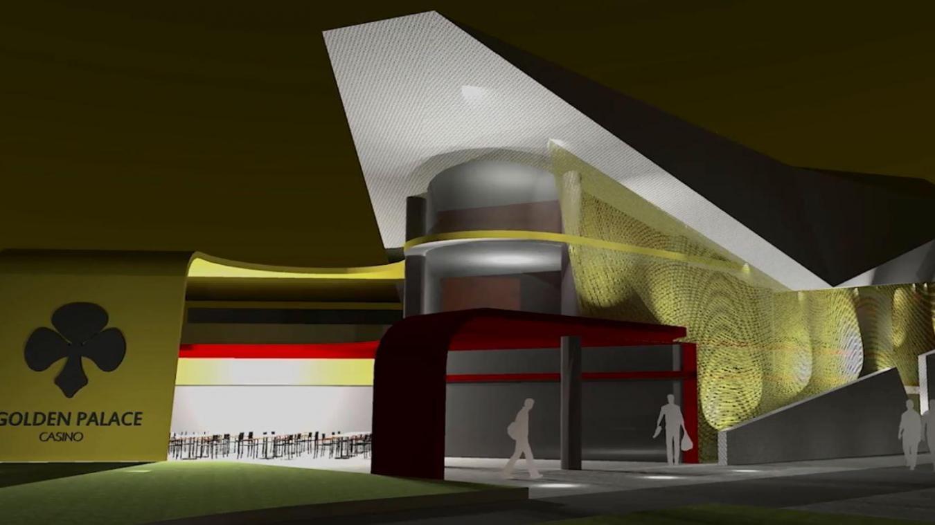 Découvrez le projet de Golden Palace pour le casino de Boulogne-sur-Mer (photos et vidéo)
