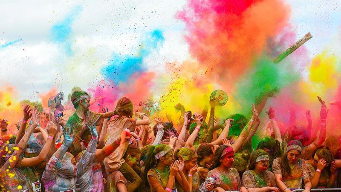 Color Run, rendez-vous le 19 mai à Arras!