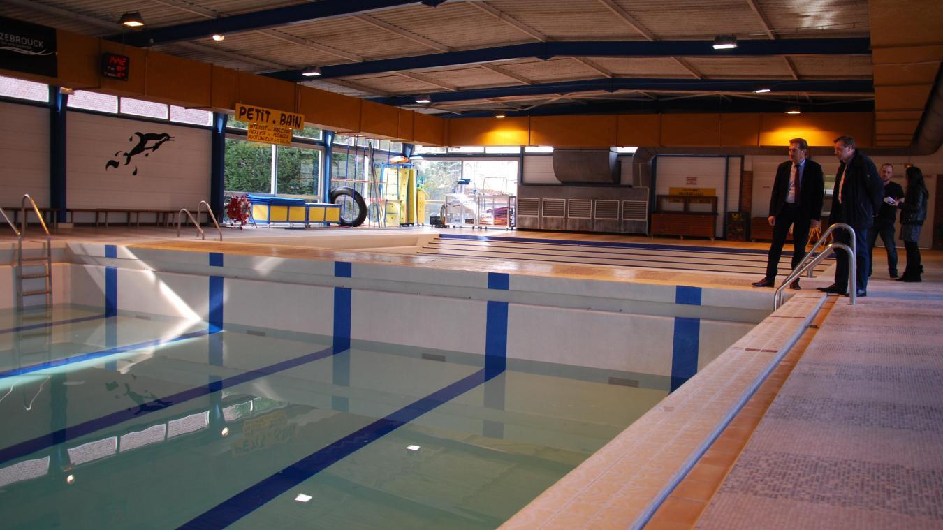 Pour le maire, la piscine actuelle et tout juste réparée suffit.