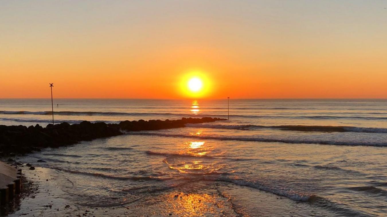 Un ensoleillement record a été enregistré en cette fin de mois de février 2019 sur la Côte d'Opale
