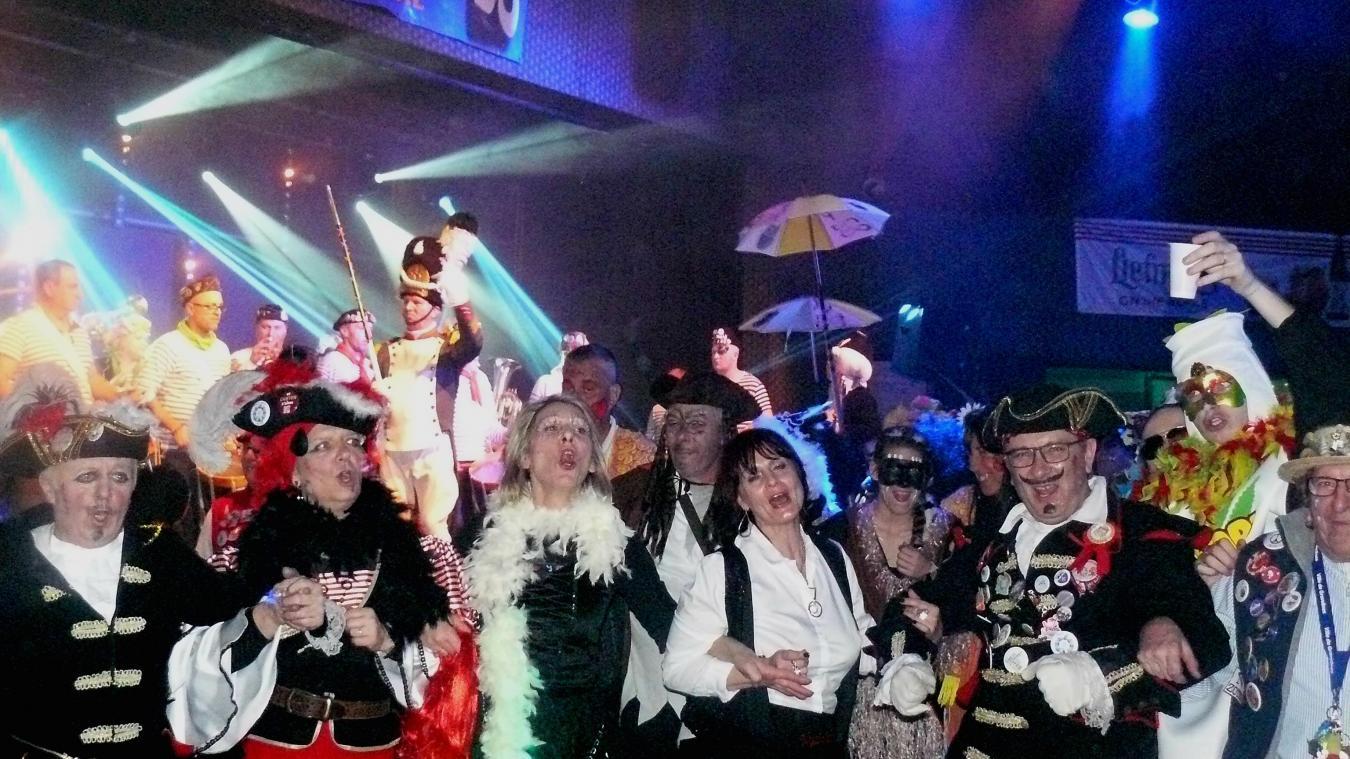 Les Nucholaerds organisent ce vendredi leur 26 ème  bal.