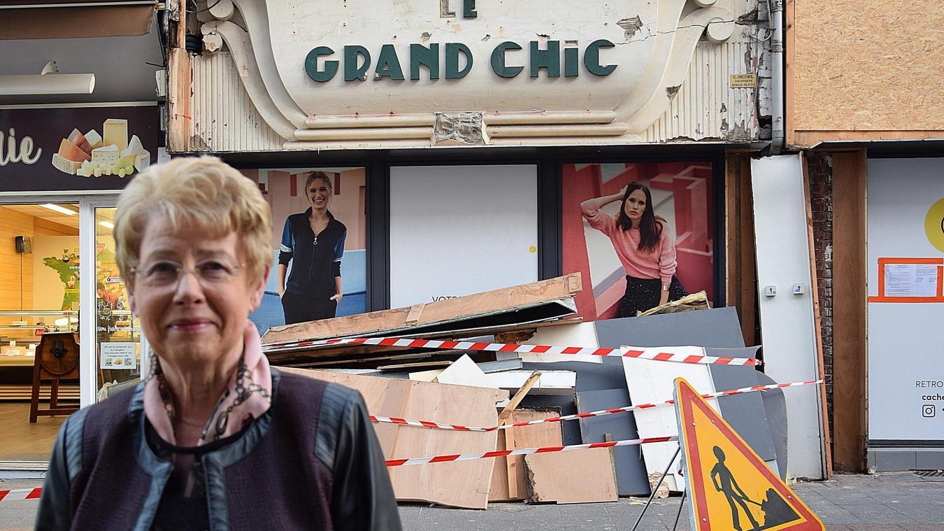 Éliane Fougnie avait créé avec Claude Wilquin, en 1990, le tout premier salon du mariage et des loisirs à l'Agora.
