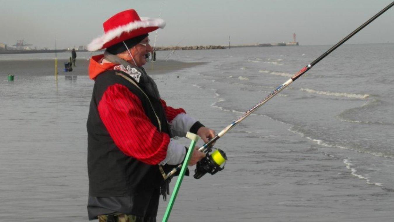 L'association Coudekerque-Pêche organise un concours de pêche à canne à trois hameçons ce samedi.