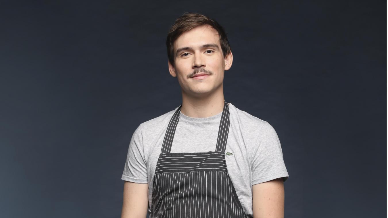Damien Laforce est qualifié pour la cinquième semaine de l'émission Top chef, diffusée ce mercredi 6 mars sur M6.