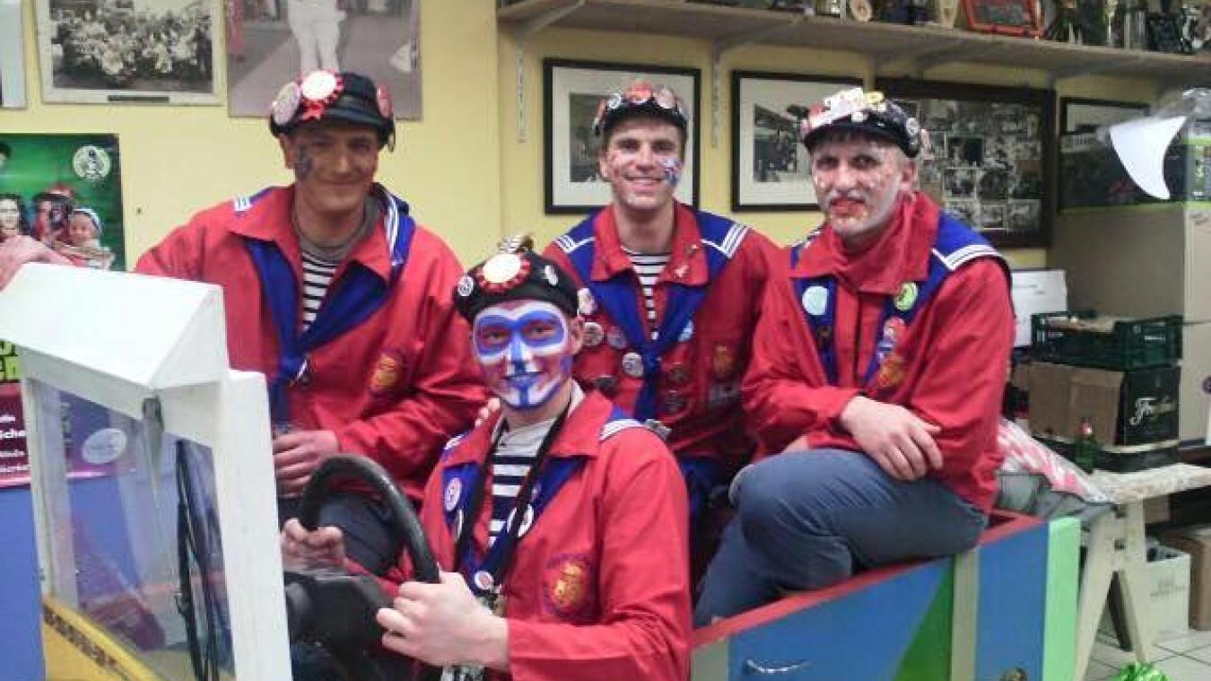 Carnaval : les Zigomards, toute une histoire