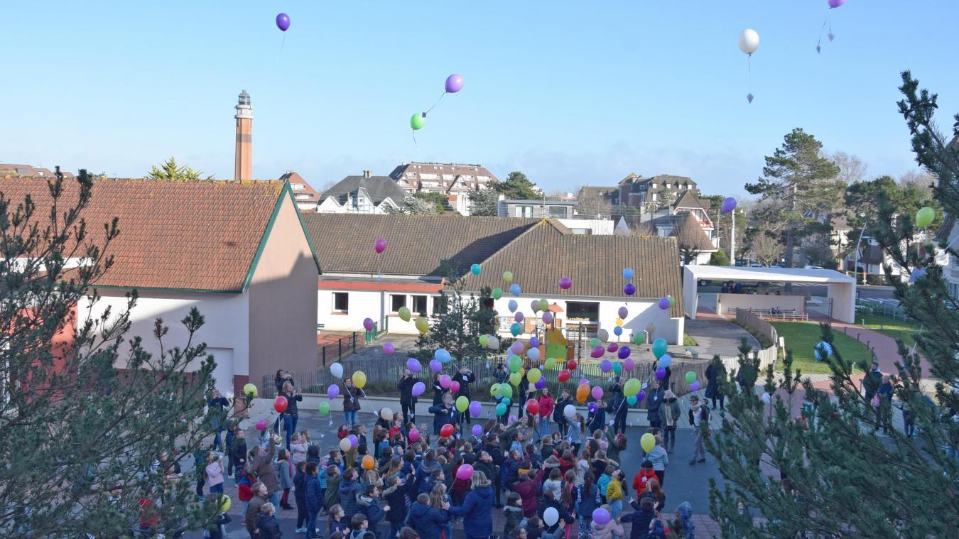 Lâcher de ballons au Touquet : vous avez dit écologie ?