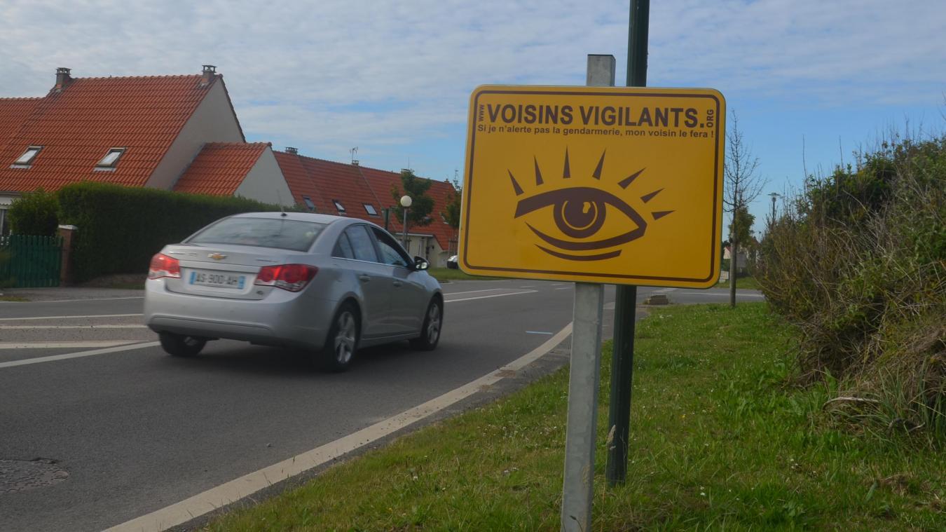 Auchel: la Ville adhère au protocole Voisins Vigilants