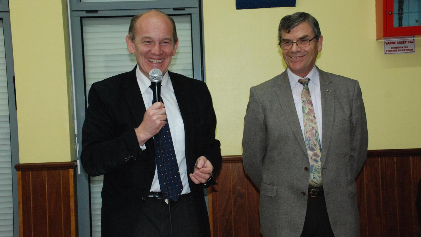 Le député et son suppléant ont accueilli 150 personnes à leurs réunions