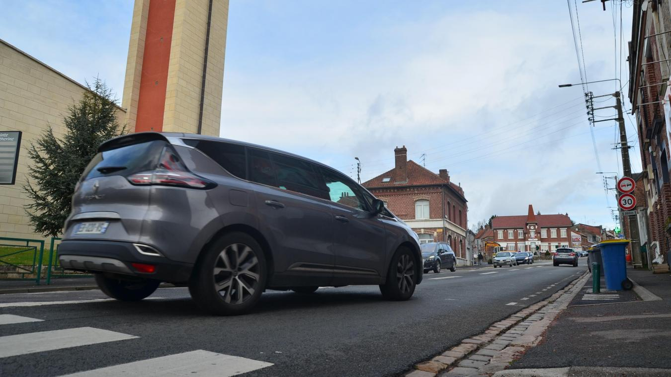 Des déviations seront mises en place pour les véhicules empruntant la voie dans le sens Arras - Sainte-Catherine.