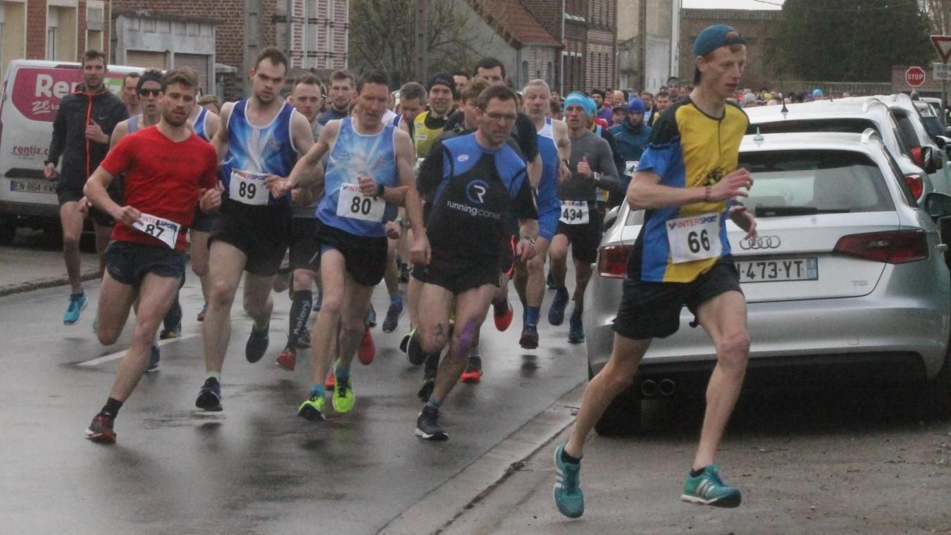 Malgré le vent, un record au semi-marathon à Aire