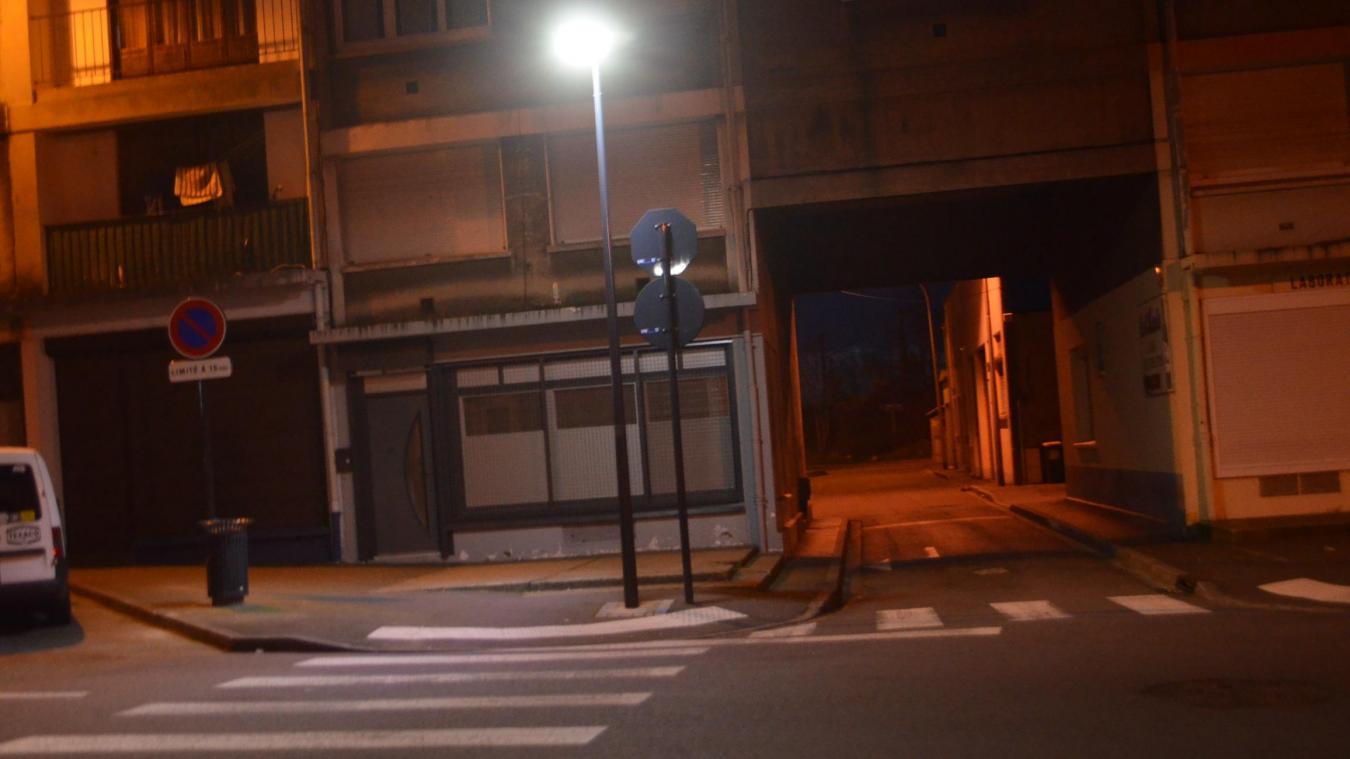 C'est à hauteur de la rue des 2 Ponts que les mis en cause ont été interpellés par les agents de la Bac.