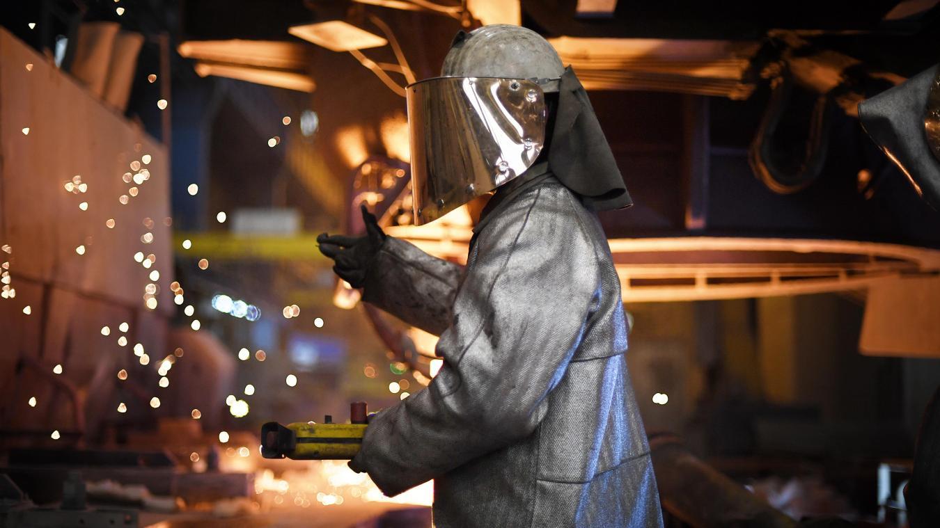 Éric Guéret, le documentariste qui a réalisé « La Bataille de l'acier » à l'aciérie Ascoval de Saint-Saulve, viendra évoquer son reportage avec le public samedi, après la projection de 16h30 à Ociné.  (ph.p.rouanet)