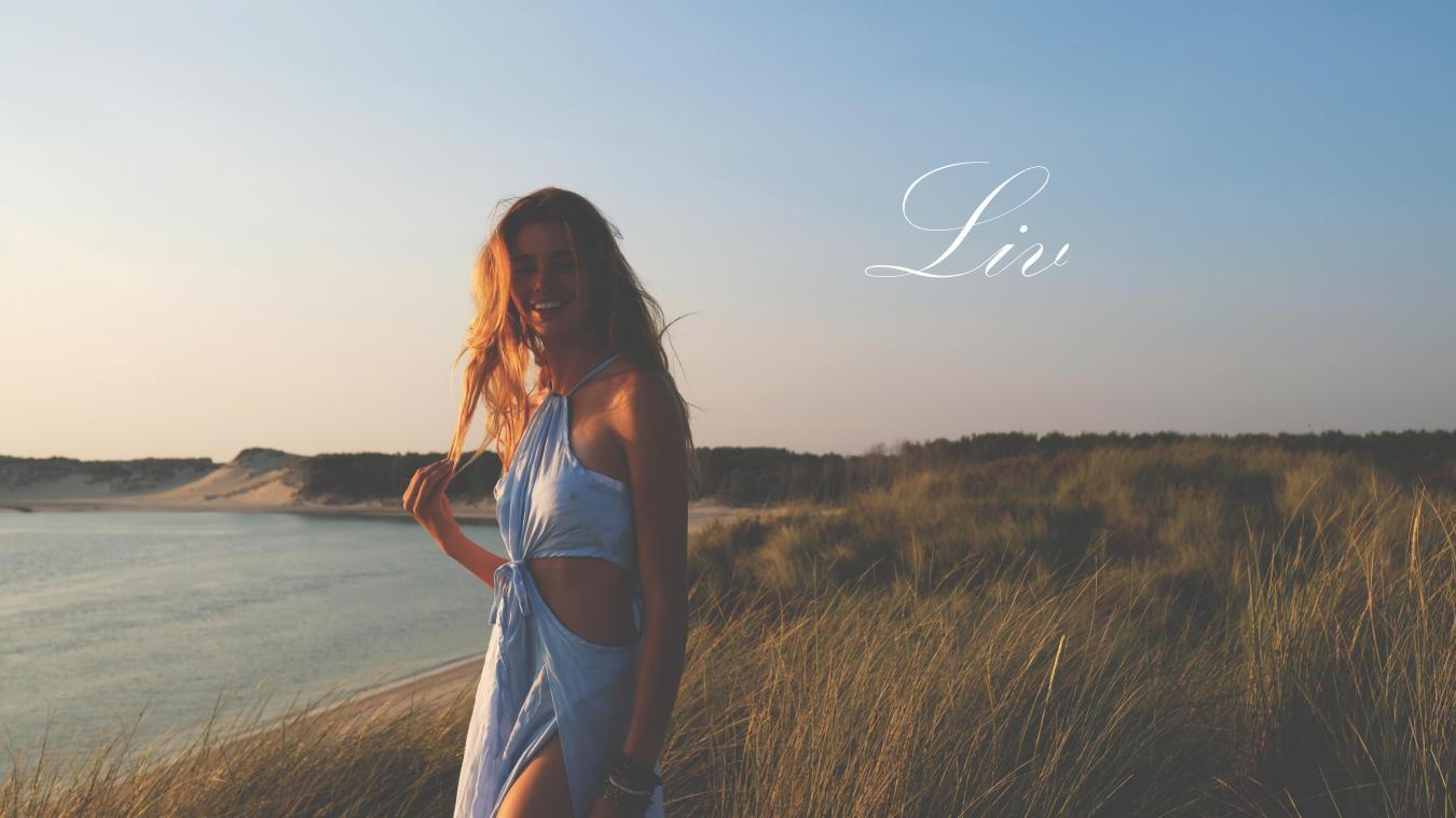 Liv dans sa baie d'Authie qu'elle aime tant évoque sans concession son passage à The Voice sur TF1.