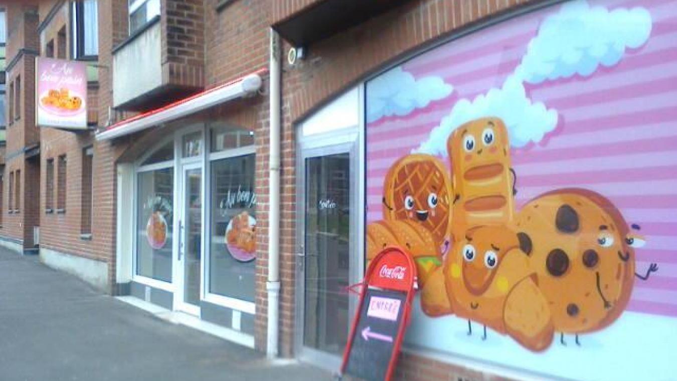 La nouvelle boulangerie a ouvert ses portes, après près d'une année de fermeture.
