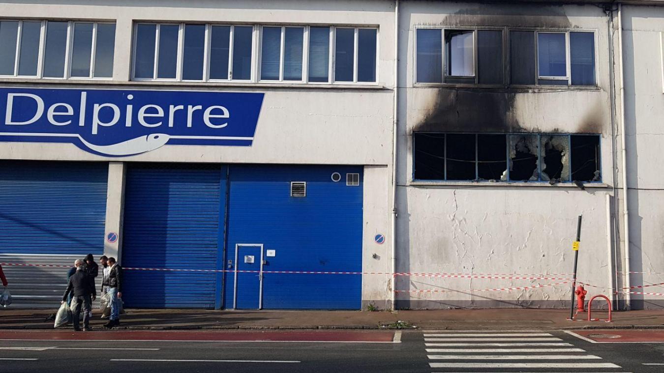 Capécure : Delpierre a repris sa production de sushis ce lundi dans un nouveau local