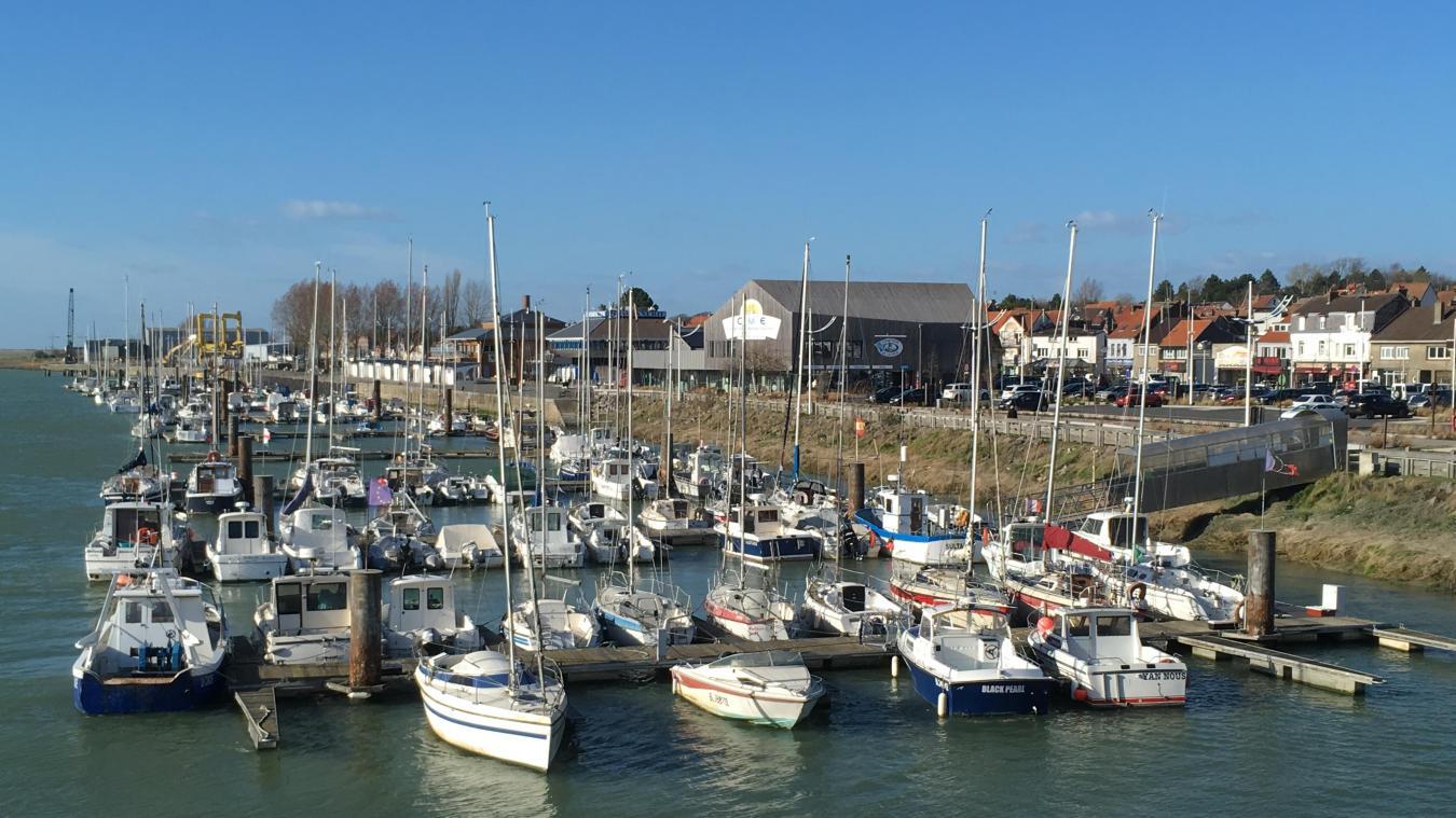 Le port de plaisance est un atout qui a permis à Étaples-sur-Mer d'être reconnu station de tourisme.
