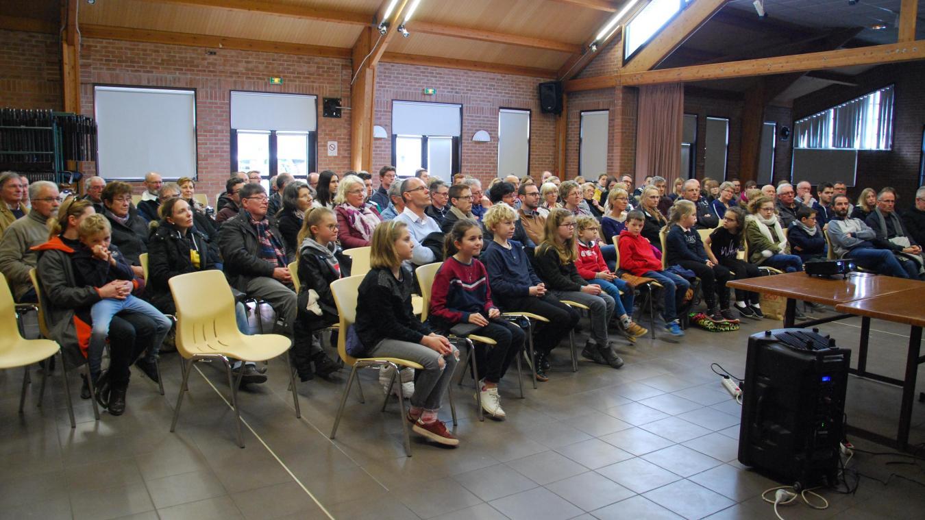 En plus des figurants, 30 bénévoles assureront l'accueil, les coulisses et la technique.