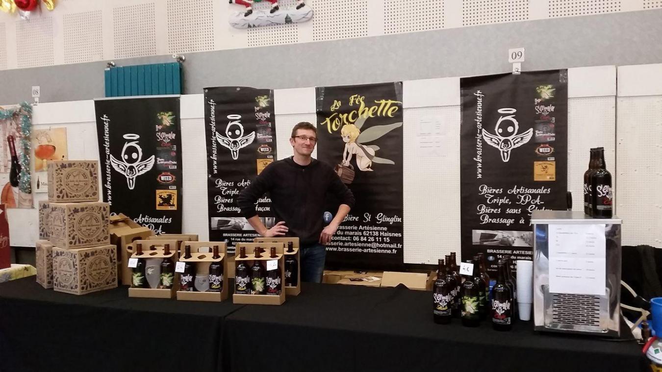 Nœux-les-Mines : le premier salon de la bière s'installe dimanche