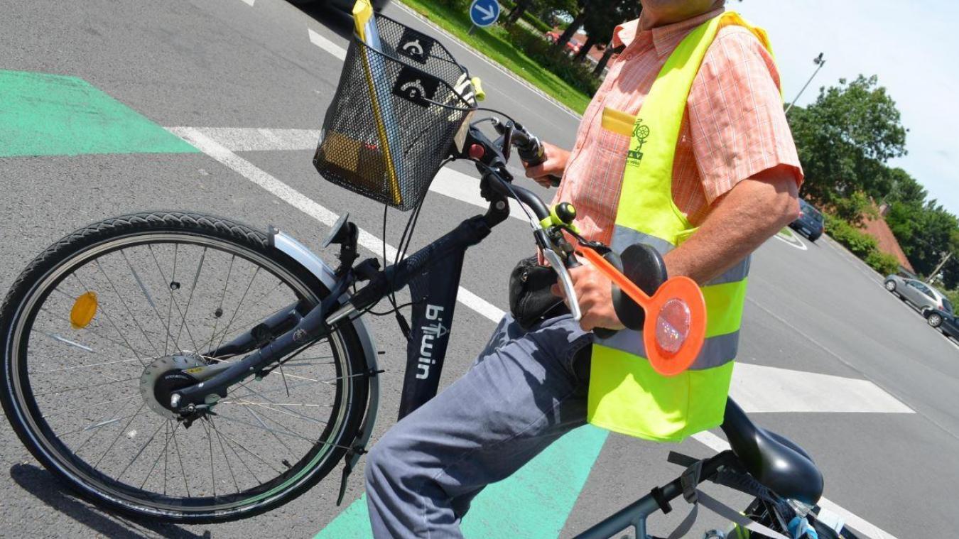Béthune : la Ville s'engage pour le vélo en partenariat avec une association