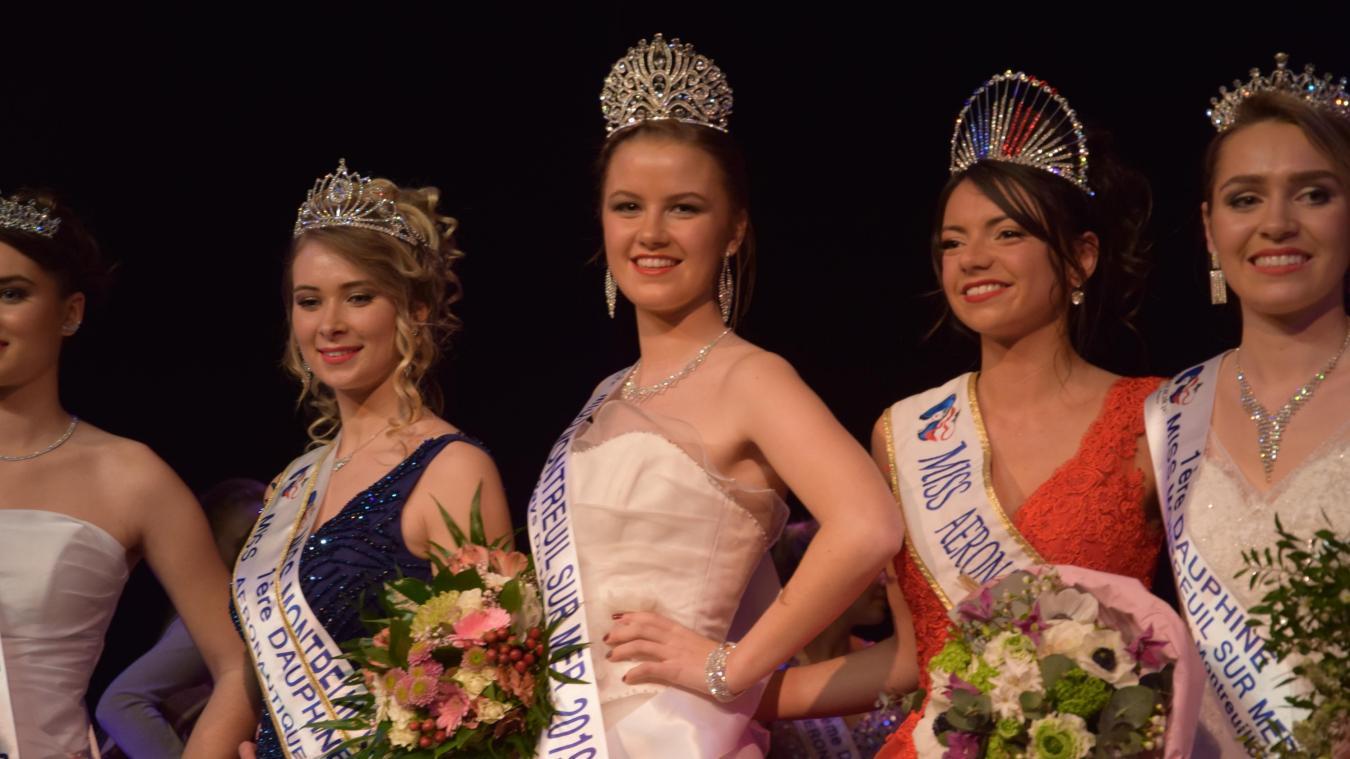 Show à l'américaine pour l'élection de Miss Montreuil 2019 (PHOTOS)